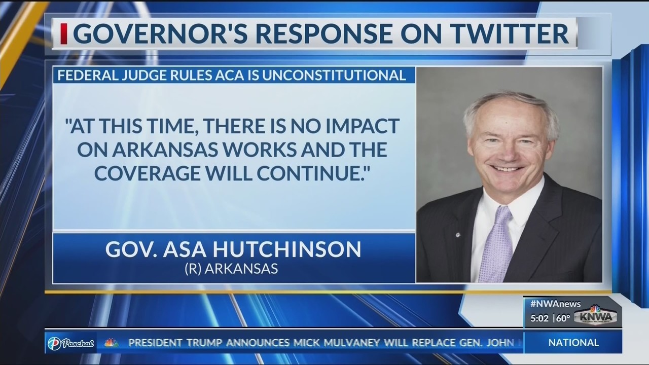 Arkansas Legislators Speak Out About Affordable Care Act