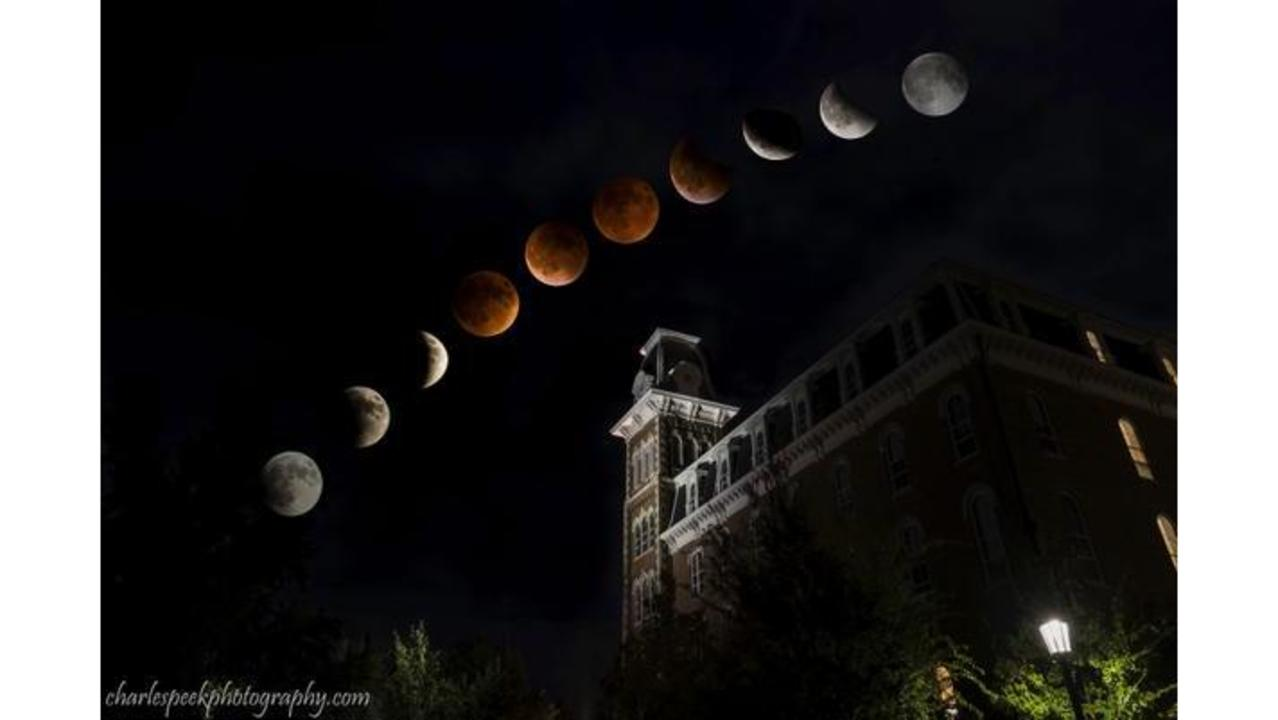 Total Supermoon Eclipse Is Coming Sunday Night