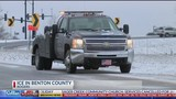 Snowfall May Be Done, But Some Roads Are a Sheet of Ice Throughout NWA