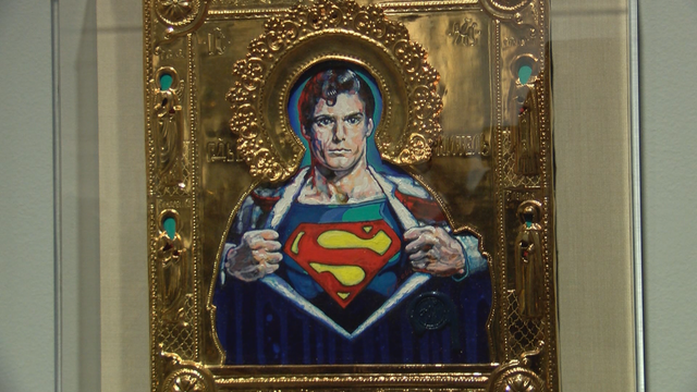 Super-Heroic Exhibition Flies High at Crystal Bridges