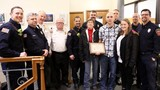 Fayetteville Honors Relief Driver for Saving Woman's Life
