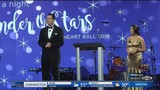 Black Tie Ball Filled With Heart