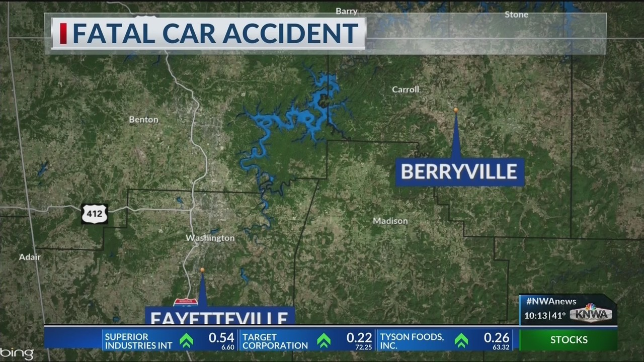 Two People Dead and Four Injured After Eureka Springs Car