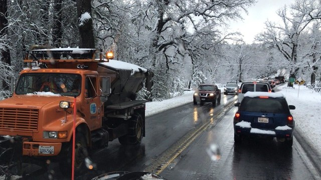 Winter Weather Expected in Northwest Arkansas Sunday, How Road Crews are Prepping