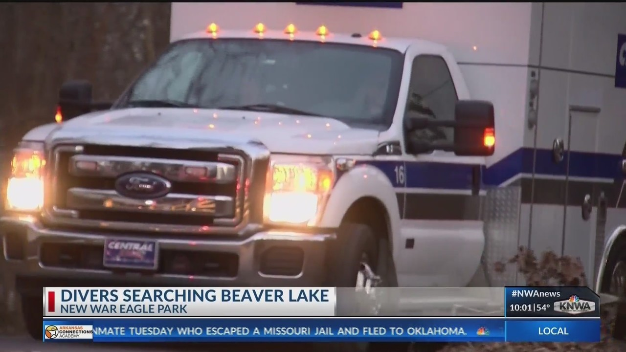 Emergency Crews Respond to Possible Drowning at Beaver Lake