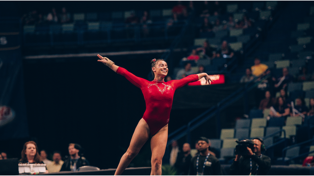 Arkansas Gymnastics Placed In Baton Rouge Regional