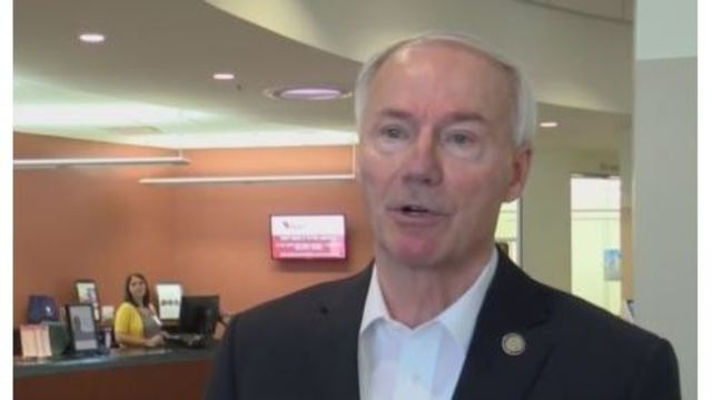 WATCH: Governor Hutchinson news conference on flood conditions