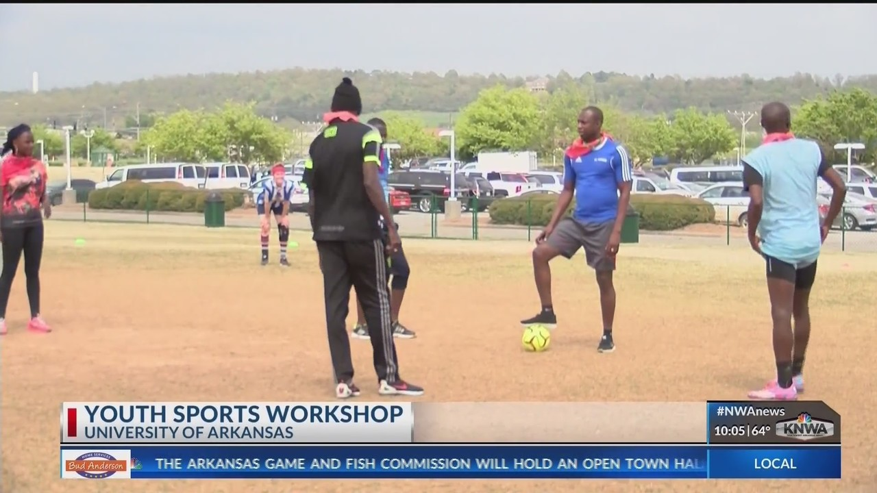 Soccer brings Senegalese and American cultures together in Fayetteville