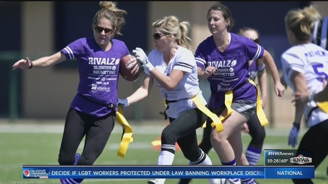 Doing Good: RivALZ Football Game Spreading Awareness, Action to Cure Alzheimer's