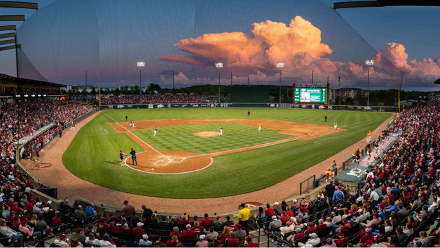 Arkansas selected to host NCAA Baseball Regionals for a third straight year