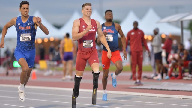 Razorbacks Set For Final Day Of SEC Championships