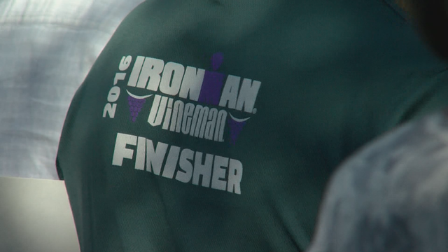 Fayetteville top contender for 2020 Ironman Triathlon