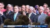 Dr. Ronnie Floyd delivers final service as Cross Church's senior pastor