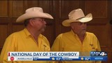 Governor signs bill for National Day of the Cowboy