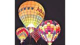 The 24th annual Arkansas Hot Air Balloon State Championship is a go