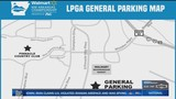 New parking area available for NWA Championship